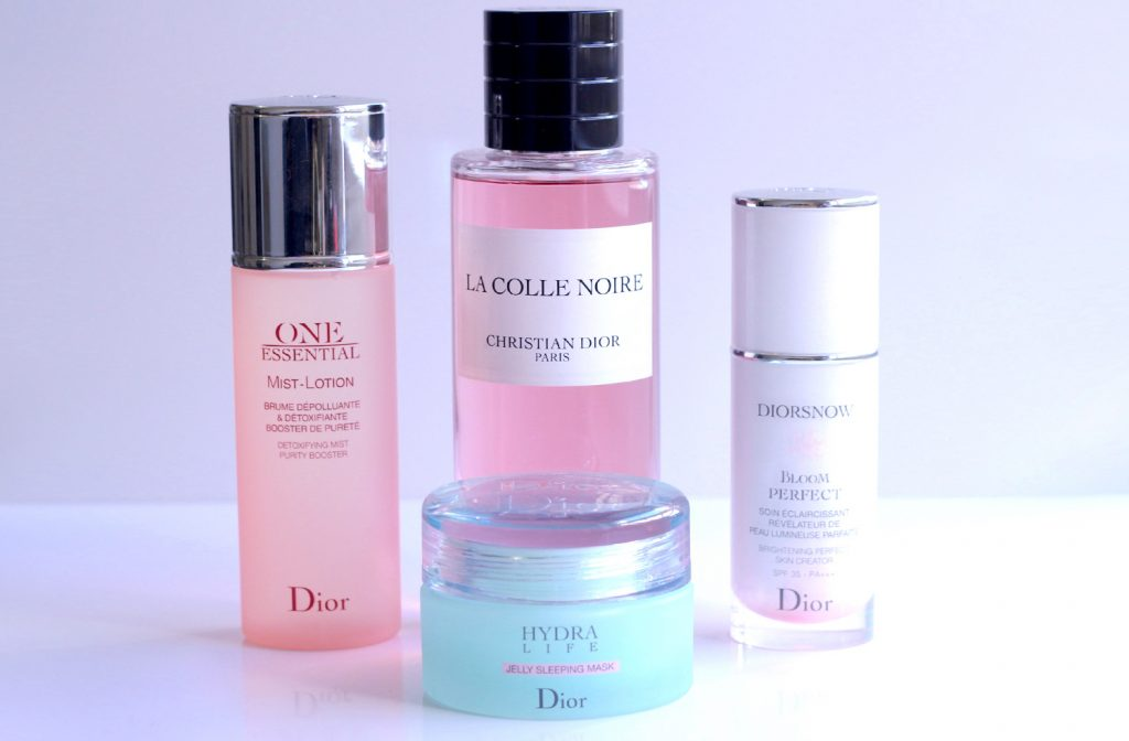 dior all products